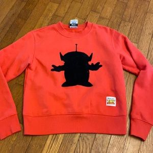 Forever 21 Disney Toy Story sweater